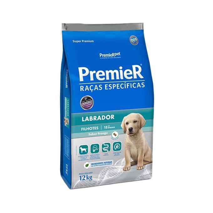 Ração Premier Raças Específicas Labrador Filhotes