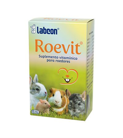 Suplemento para Roedores Roevit Labcon
