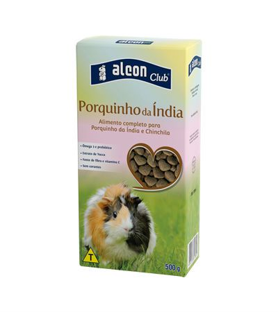 Ração Alcon Club Porquinho da Índia
