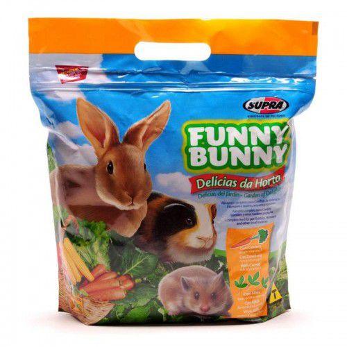 Ração Funny Bunny Coelho 500g