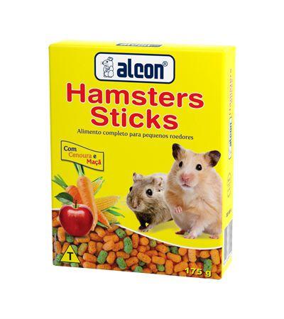 Ração Hamster Sticks Alcon