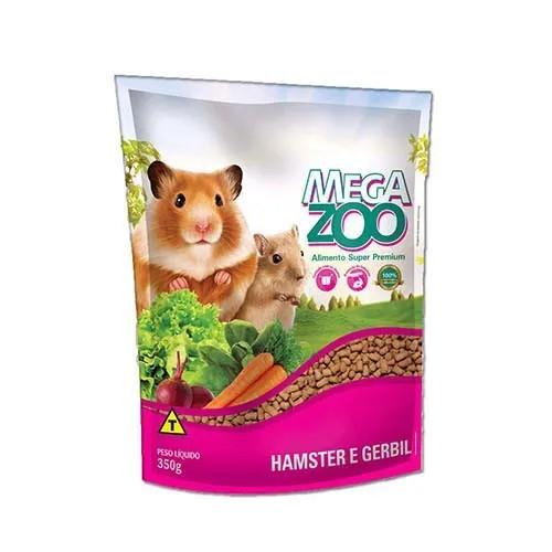 Ração Megazoo Hamster e Gerbil