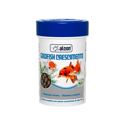 Ração para Crescimento Goldfish Alcon