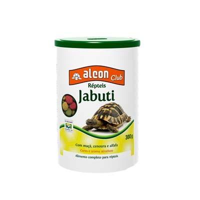 Ração para Jabuti Alcon Club Répteis 300g