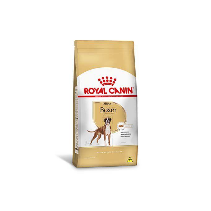 Ração Royal Canin Boxer Adulto
