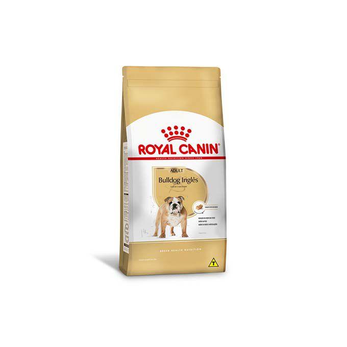 Ração Royal Canin Bulldog Adulto