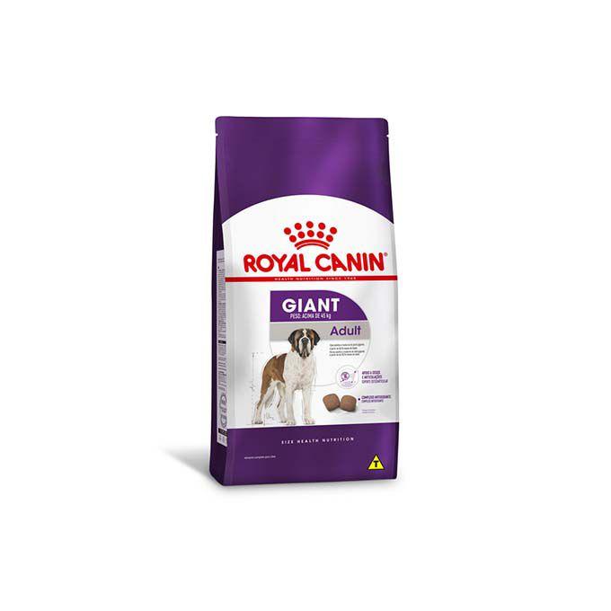Ração Royal Canin Giant Adulto
