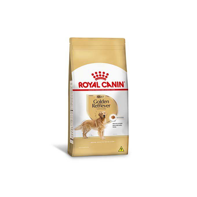 Ração Royal Canin Golden Retriever Adulto