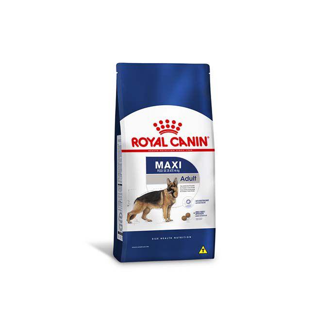 Ração Royal Canin Maxi Adulto