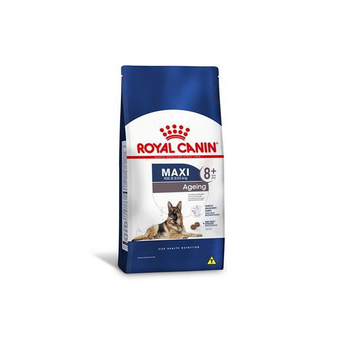 Ração Royal Canin Maxi Ageing 8+