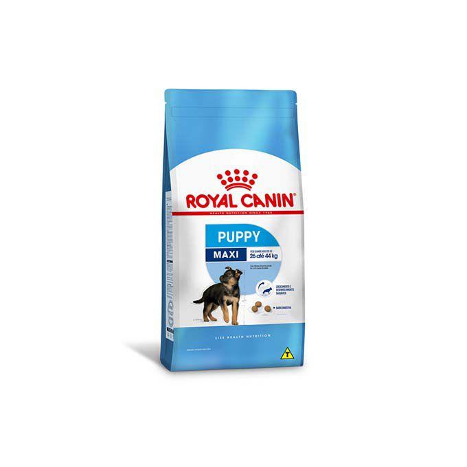 Ração Royal Canin Maxi Puppy