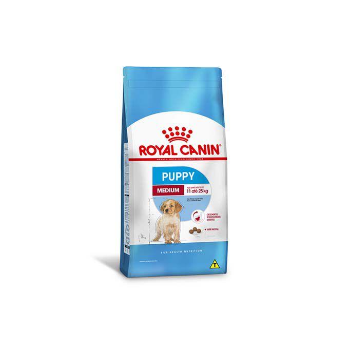 Ração Royal Canin Medium Puppy