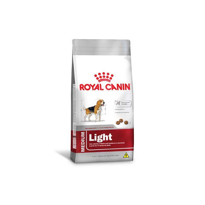 Ração Royal Canin Medium Light