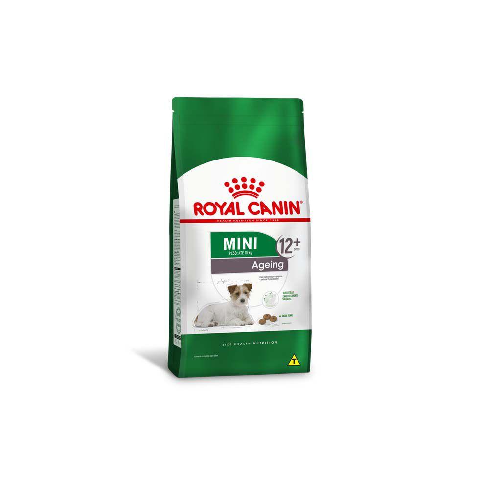 Ração Royal Canin Mini Ageing 12+
