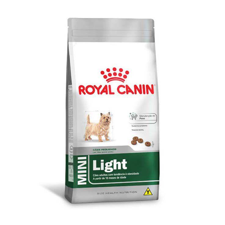 Ração Royal Canin Mini Light