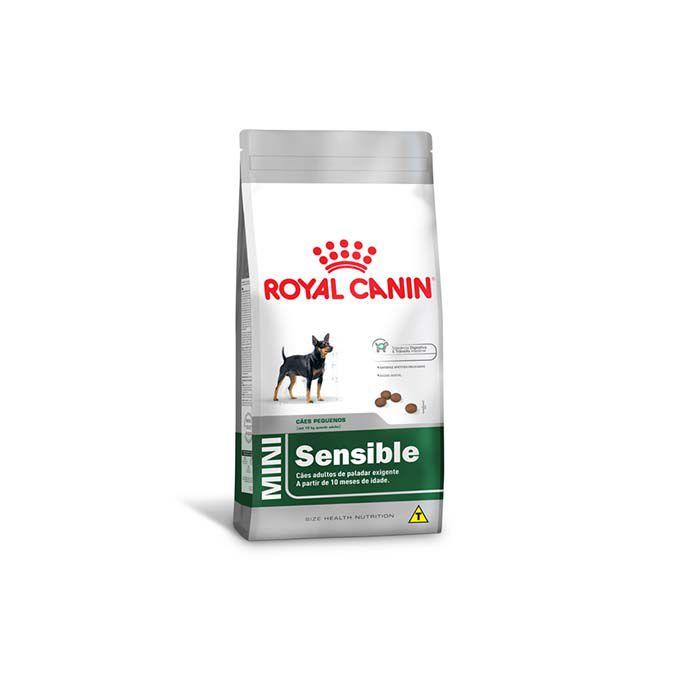 Ração Royal Canin Mini Sensible
