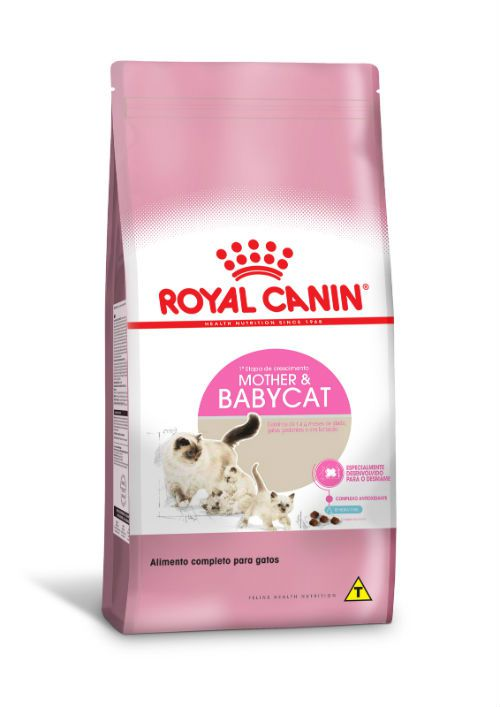Ração Royal Canin Mother & Baby