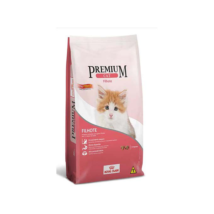Ração Royal Canin Premium Cat Filhote