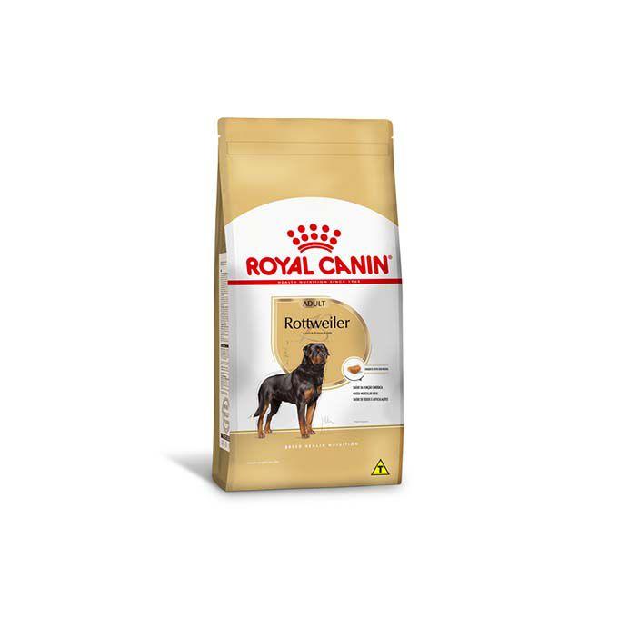 Ração Royal Canin Rottweiler Adulto