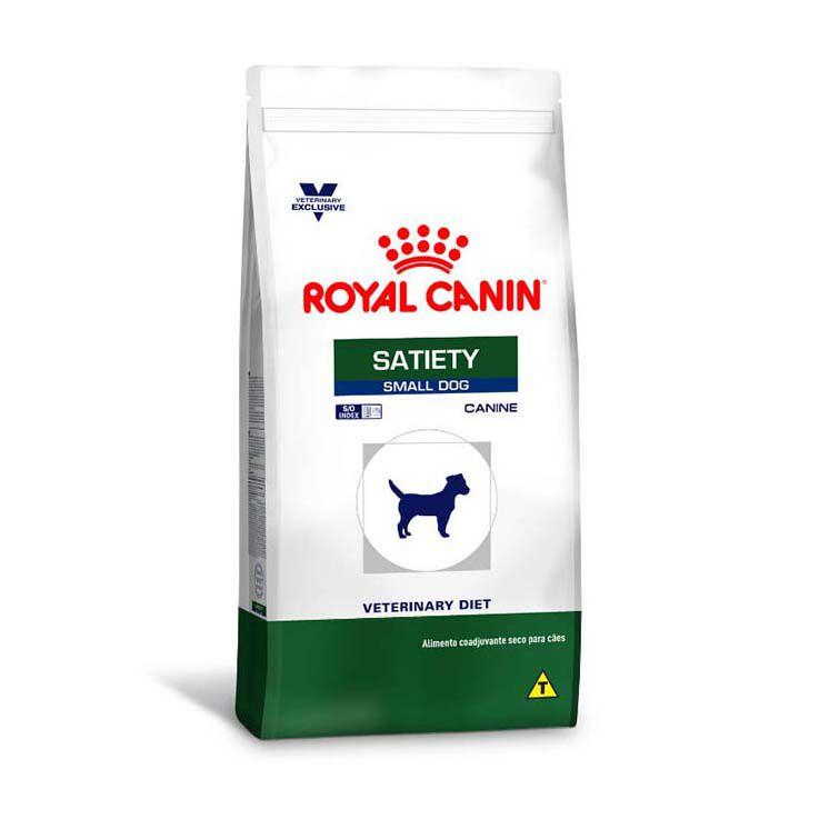 Ração Royal Canin Satiety Small Dog