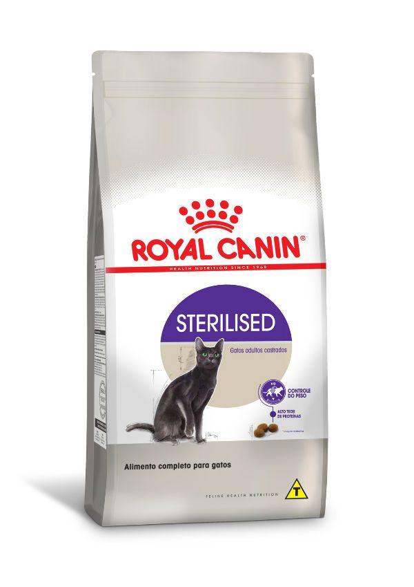 Ração Royal Canin Sterilised