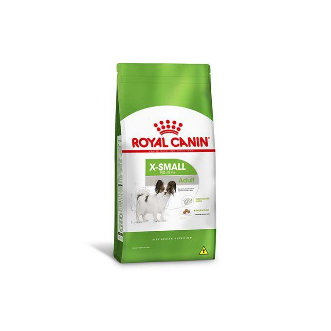 Ração Royal Canin X-Small Adulto