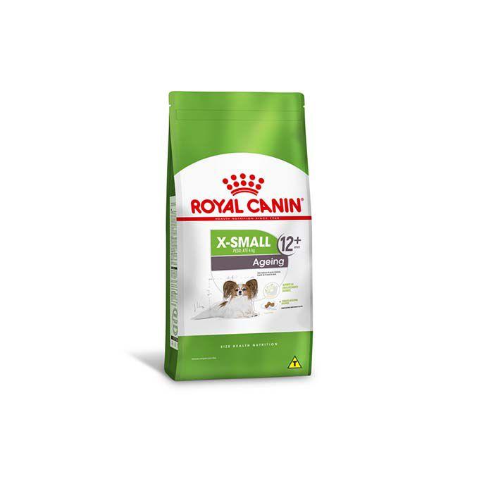 Ração Royal Canin X-Small Ageing 12+