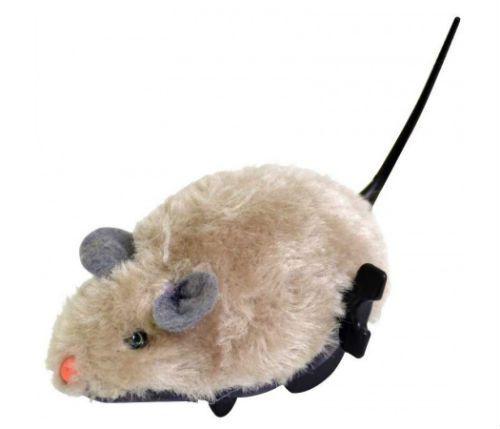 Brinquedo Ratinho de Corda