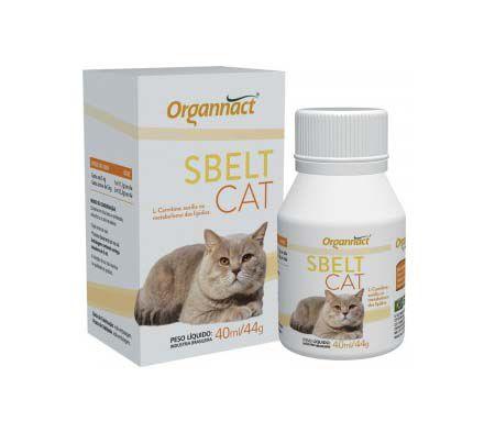 Suplemento Organnact Sbelt Cat 40ml