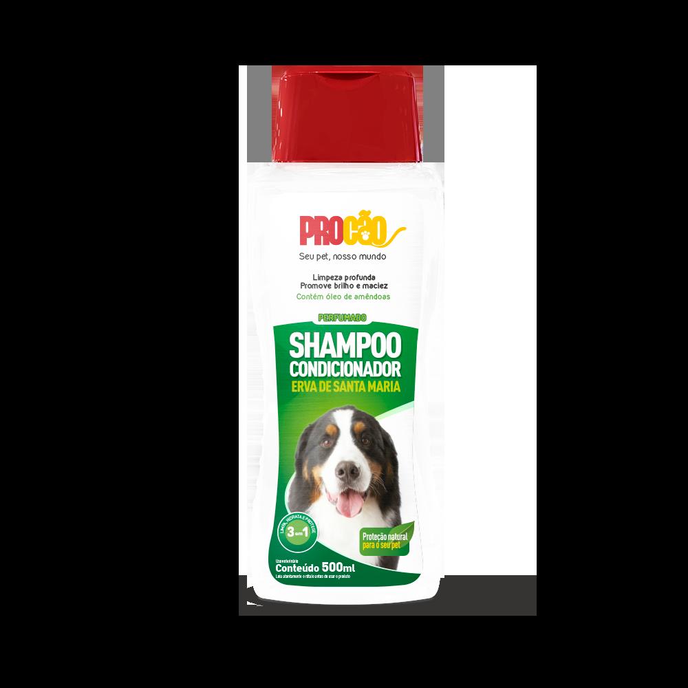 Shampoo Condicionador de Erva de Santa Maria Procão