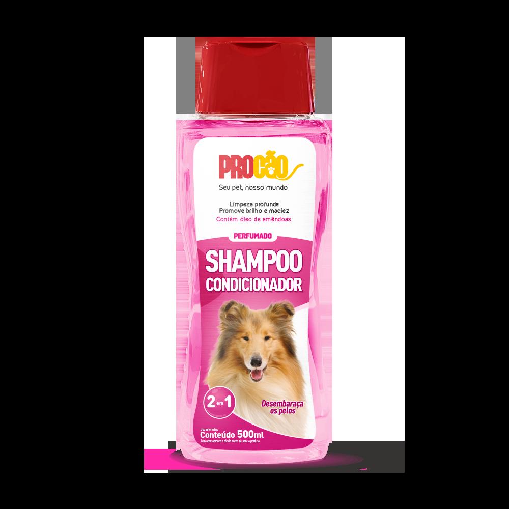 Shampoo Condicionador 2em1 Procão
