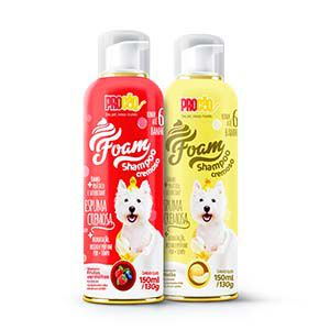 Shampoo Cremoso Foam ProCão