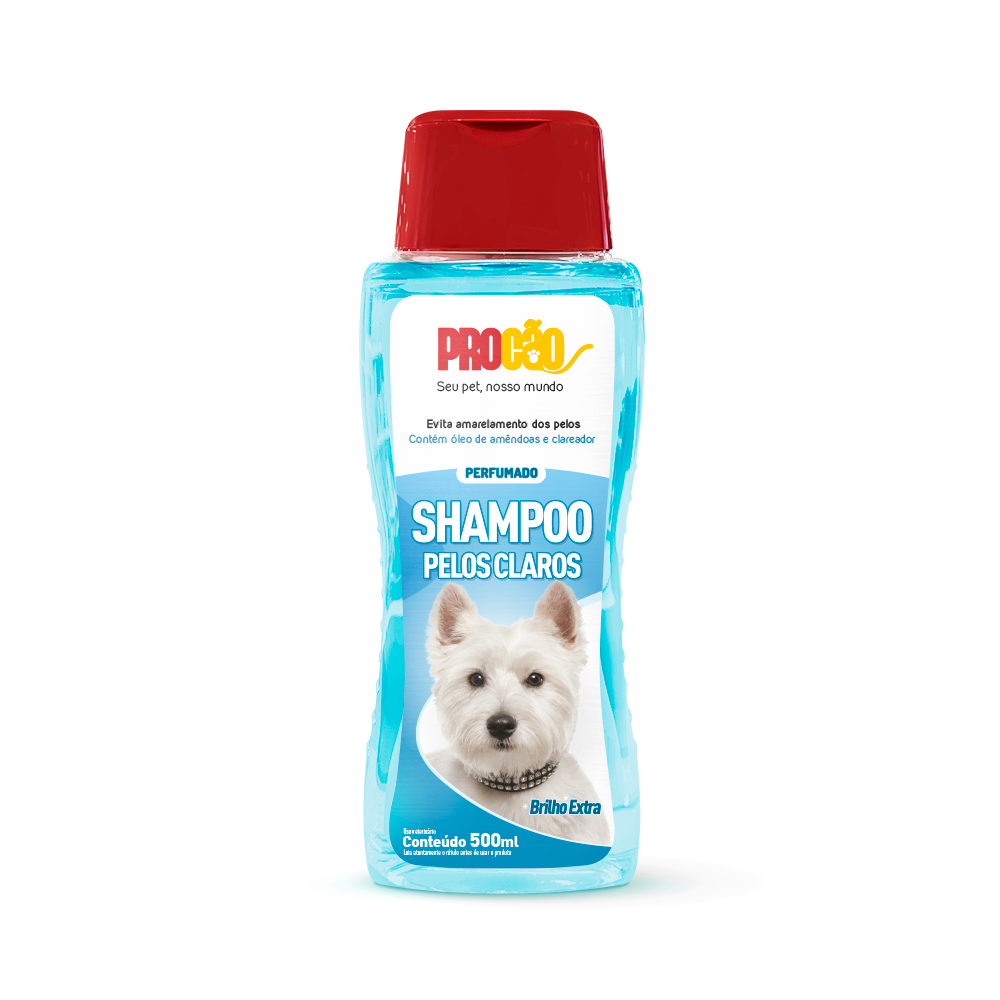 Shampoo Pelos Claros Procão