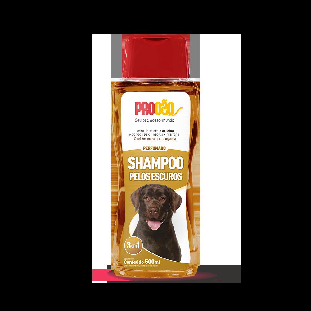 Shampoo Pelos Escuros Procão