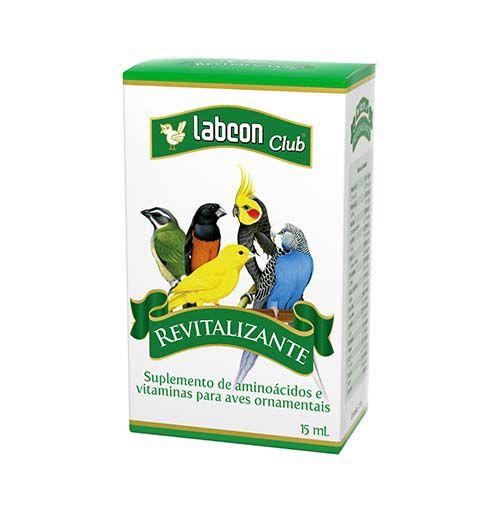 Suplemento Labcon Revitalizante para Pássaros