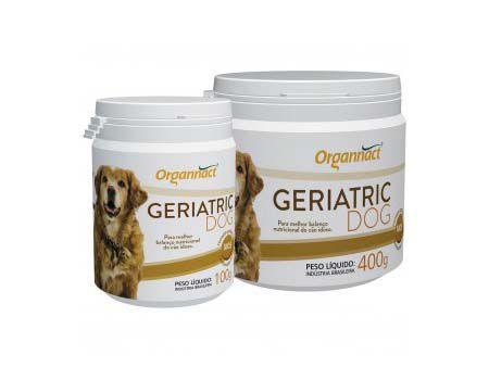 Suplemento Mineral Organnac Geriatric