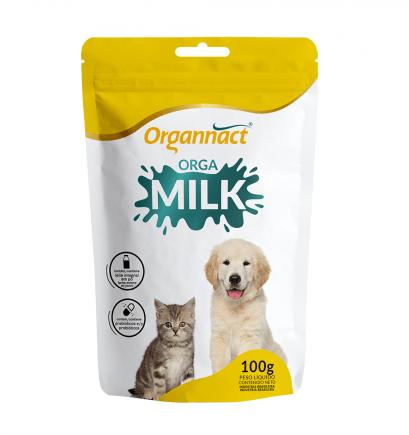 Suplemento Vitamínico OrgaMilk Para Cães Filhotes