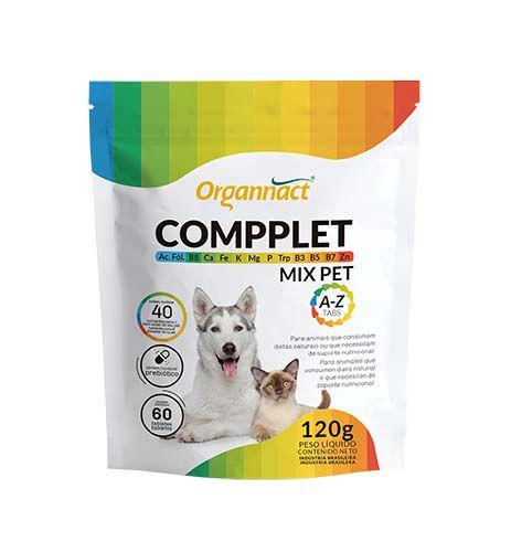 Suplemento Organnact Compplet Mix