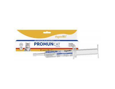 Suplemento Organnact Promun Cat Pasta 30g