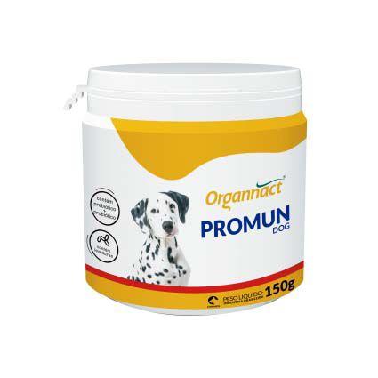 Suplemento Organnact Promun Dog