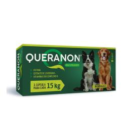 Suplemento Vitamínico Avert Queranon para Cães - 30 Cápsulas