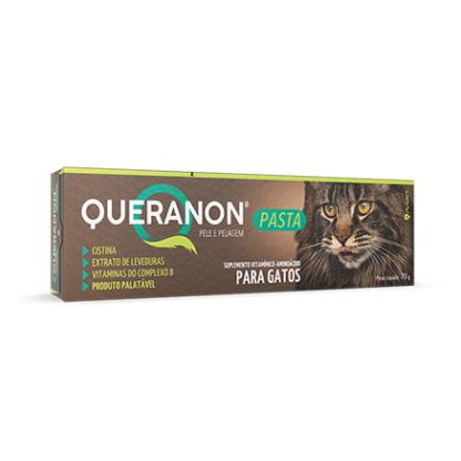 Suplemento Vitamínico Avert Queranon Pasta para Gatos
