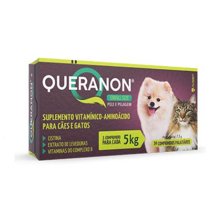 Suplemento Vitamínico Avert Queranon Small Size - 30 Comprimidos