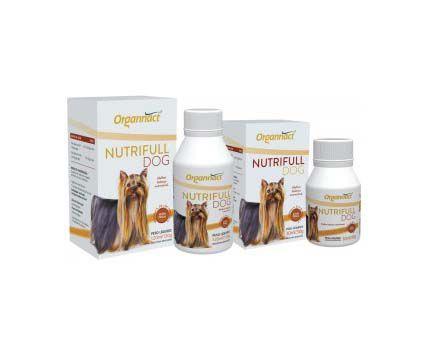 Suplemento Vitaminico Organnact Nutrifull Dog