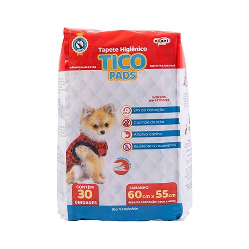 Tapete Higiênico Tico Pads para Cães