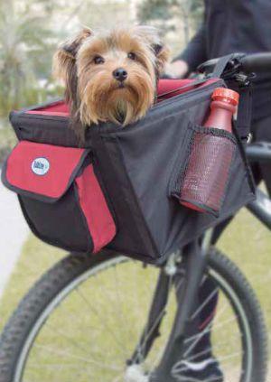Transbike Assento para Cães e Gatos Tubline