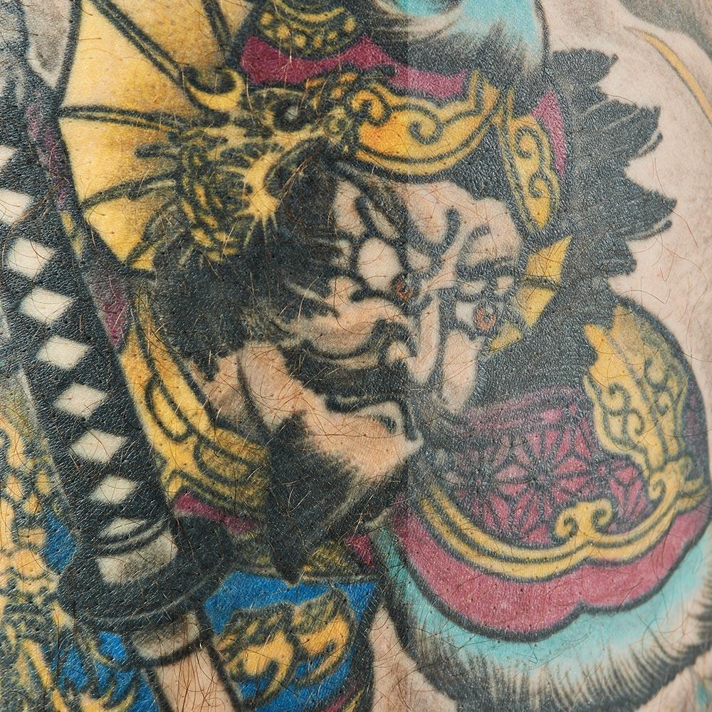 02 un. Protetor e Hidratante de Tatuagem 100g - Black Barts & Tattoo Week  - Black Barts
