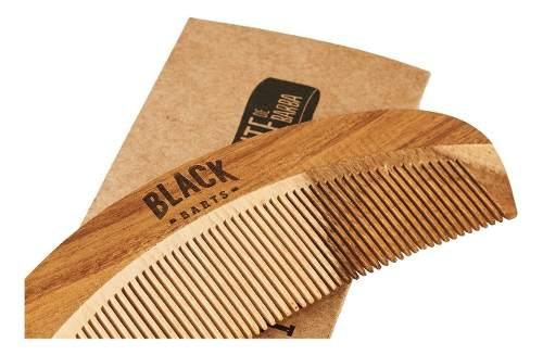 06 Pentes de Madeira Curvo Black Barts®  - Black Barts