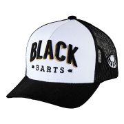Boné Trucker Black Barts® Coleção Trajes do Pirata 2019