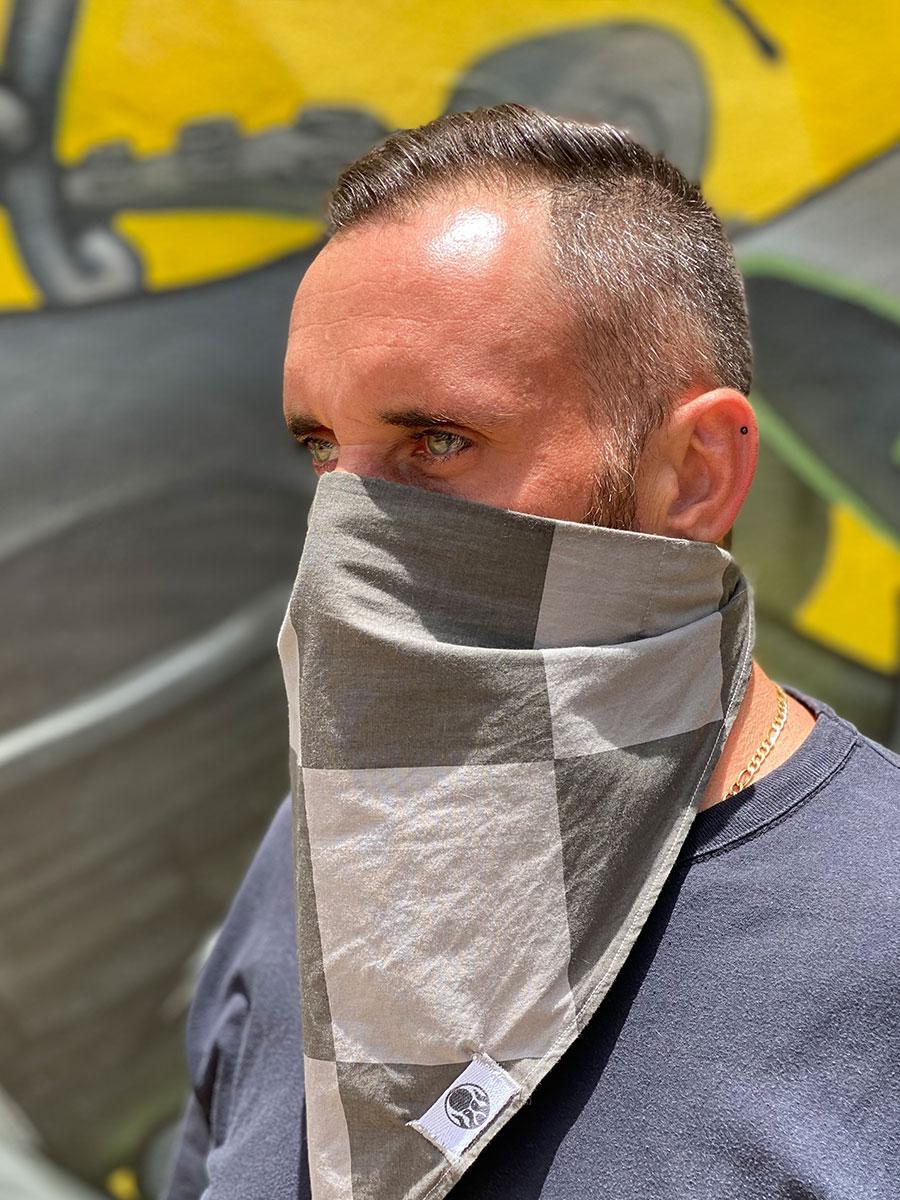 Bandana Proteção Facial Edição Limitada Black Barts®